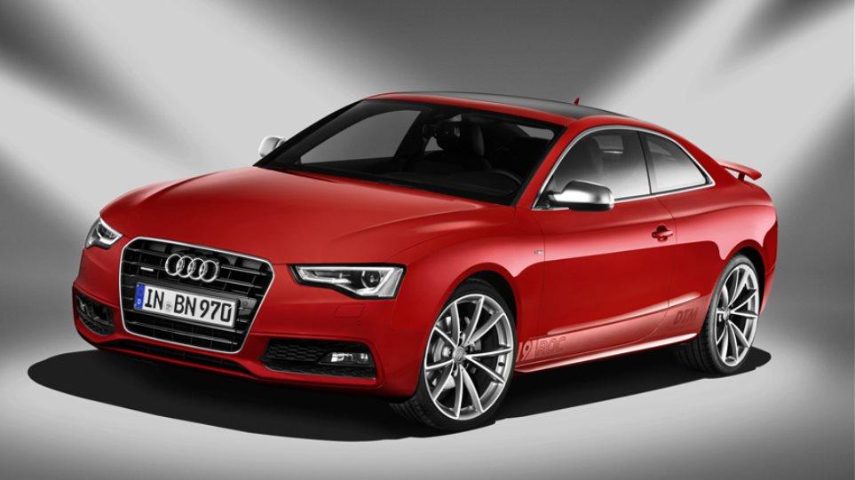 H Audi γιορτάζει τον τίτλο στο DTM με έκδοση του Α5