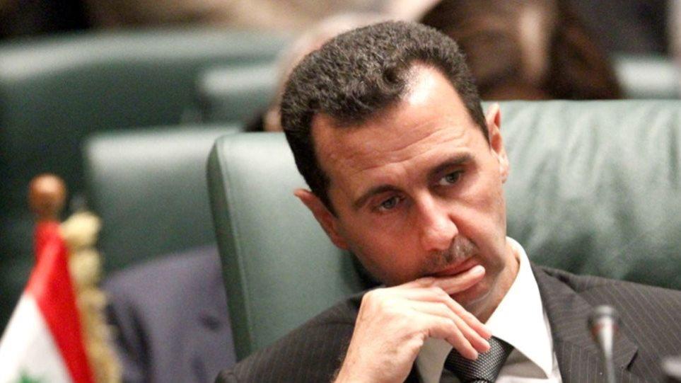 Άσαντ: Γιατί να μην είμαι υποψήφιος για την προεδρία το 2014;