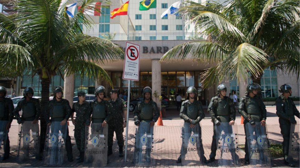 Πέντε τραυματίες από αστυνομικά πυρά κατά διαδηλωτών στη Βραζιλία