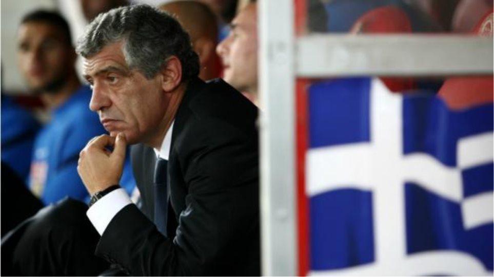 Σάντος μετά την κλήρωση με Ρουμανία: «Πιστεύω στους παίκτες και την ομάδα»