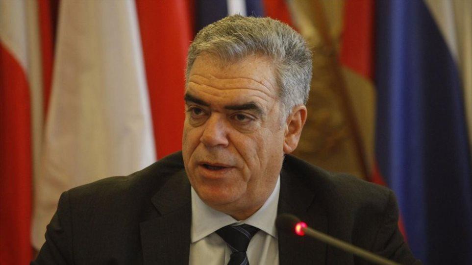 Κούρκουλας: Ή τα Σκόπια θα γίνουν καλός γείτονας ή δεν θα μπουν ποτέ στην ΕΕ