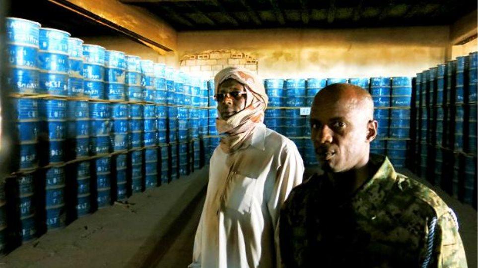 Το ξεχασμένο οπλοστάσιο του Καντάφι εποφθαλμιά η Αλ Κάιντα