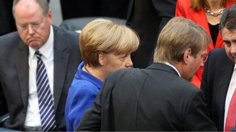 Προς «Große Koalition» η Γερμανία