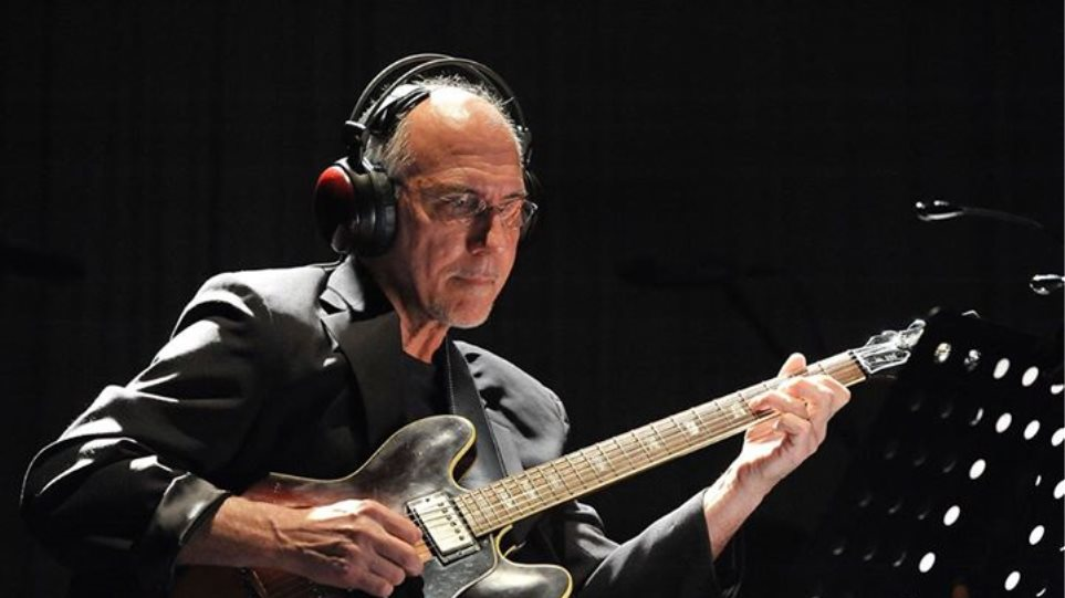 O Larry Carlton στην Αθήνα για ένα κιθαριστικό master class