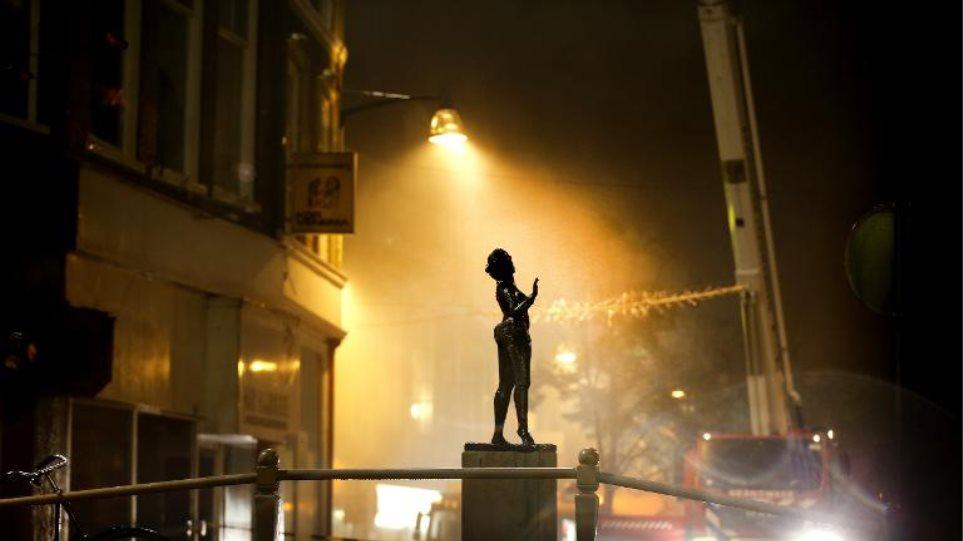 Ολλανδία: Έγινε στάχτη το σπίτι της Μάτα Χάρι