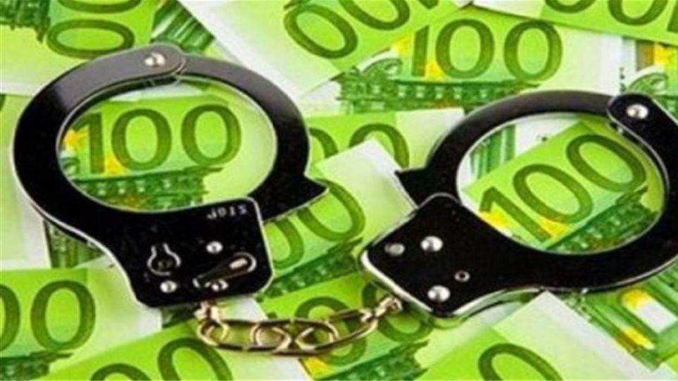 Λάρισα: Σύλληψη 45χρονης για χρέη προς το Δημόσιο
