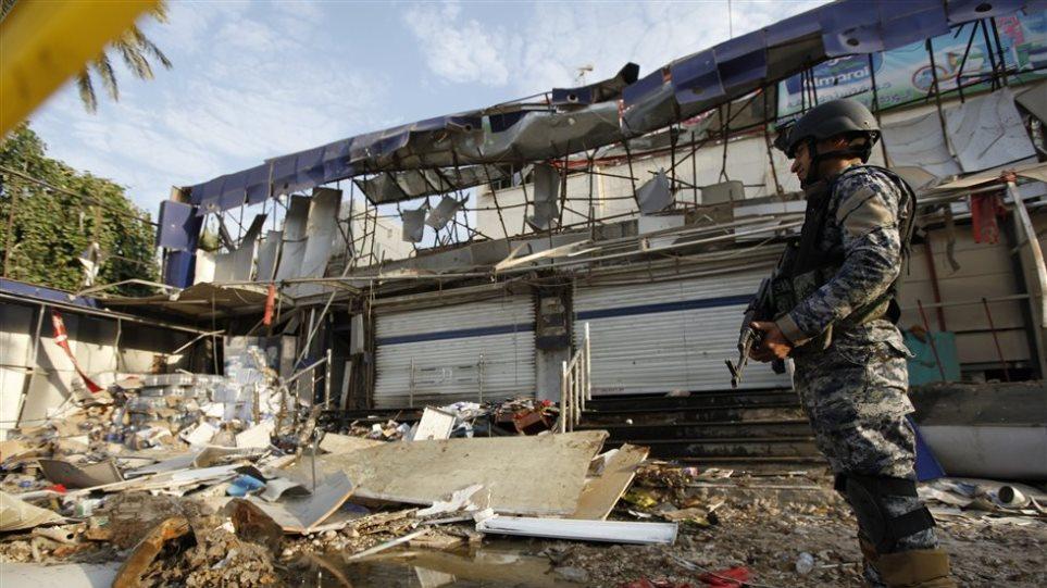 Ιράκ: Τουλάχιστον 28 νεκροί σε αλλεπάλληλες επιθέσεις