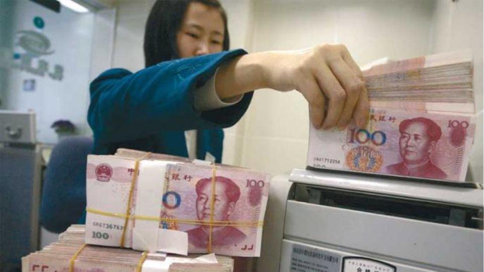 Κίνα: Επισφαλή δάνεια ύψους 3,7 δισ. δολ. διέγραψαν πέντε μεγάλες τράπεζες