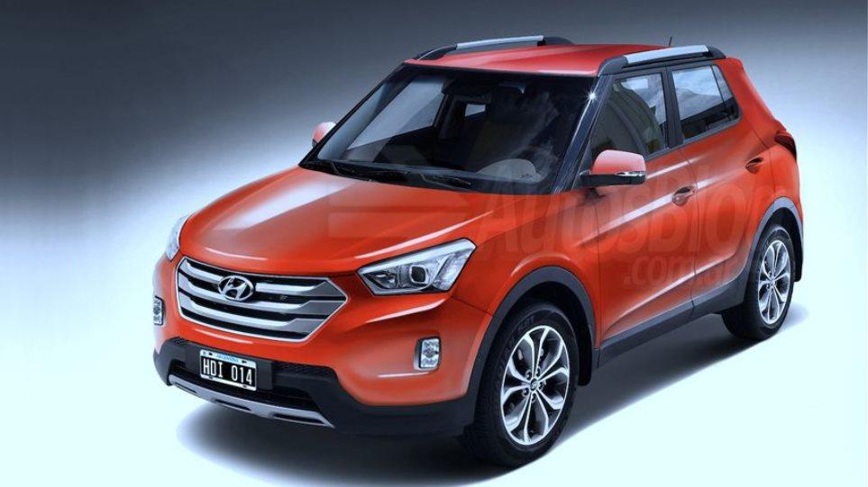 Επιβεβαίωση: Μικρό SUV από τη Hyundai!