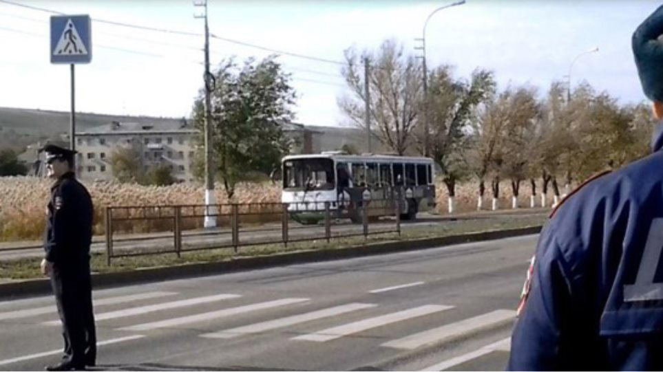 Νέα στοιχεία για την επίθεση αυτοκτονίας σε λεωφορείο στη Ρωσία