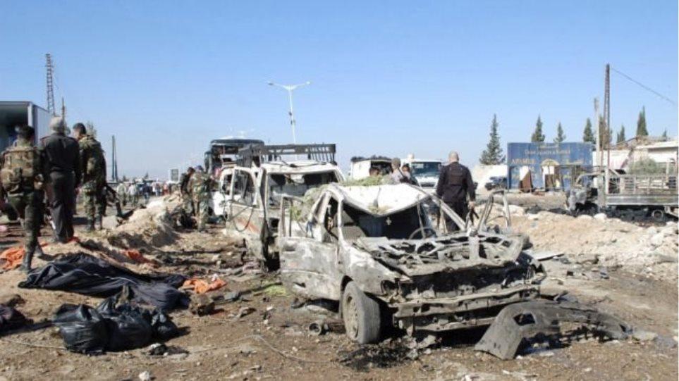 Δύο νεκροί από επιθέσεις ανταρτών στη Συρία