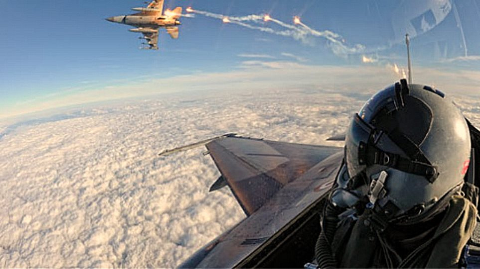 Τουρκικά μαχητικά αναχαίτισαν ρωσικό αναγνωριστικό αεροσκάφος στη Μαύρη Θάλασσα