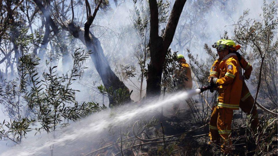 Στρατιωτική άσκηση ίσως ευθύνεται για την πύρινη λαίλαπα στην Αυστραλία