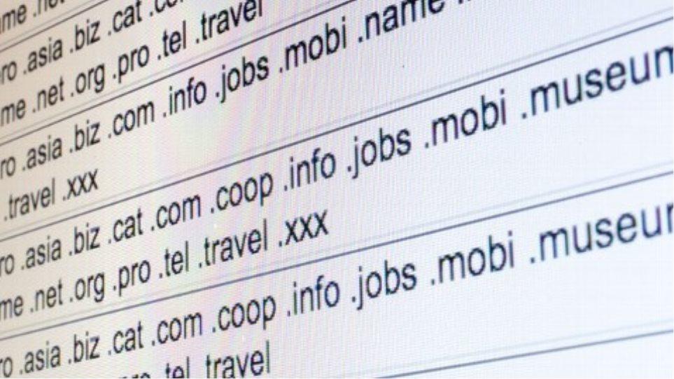 Στα αραβικά, κινέζικα και ρώσικα οι τέσσερις πρώτες νέες καταλήξεις στο Ίντερνετ