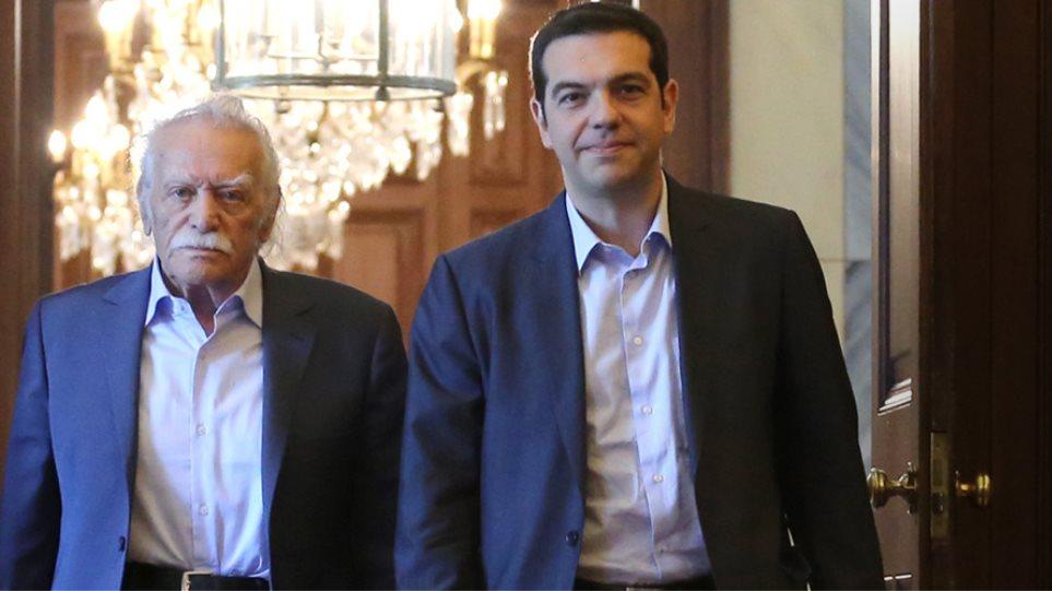 Γλέζος κατά Τσίπρα: Διαψεύδεις όσους ελπίζουν στον ΣΥΡΙΖΑ