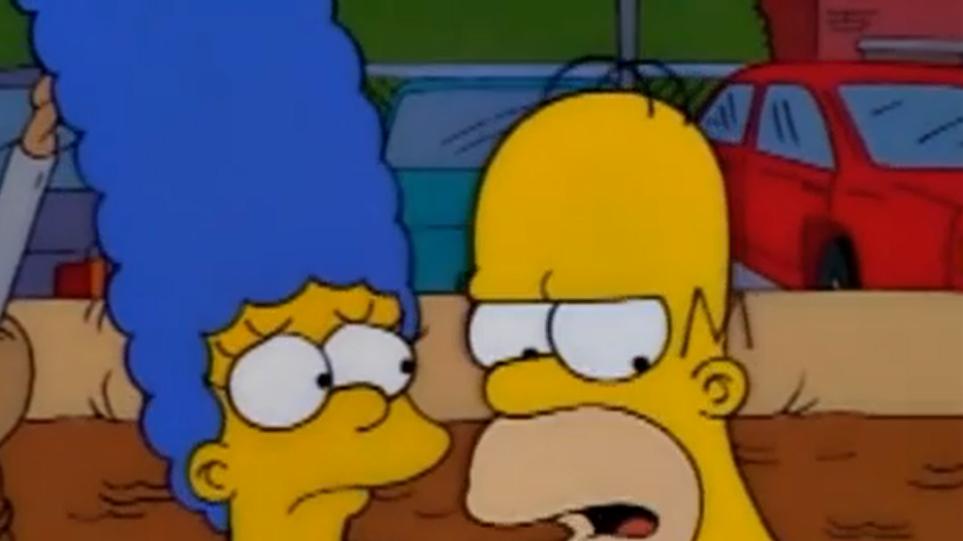Σοκάρουν τους Αμερικανούς οι… Simpsons
