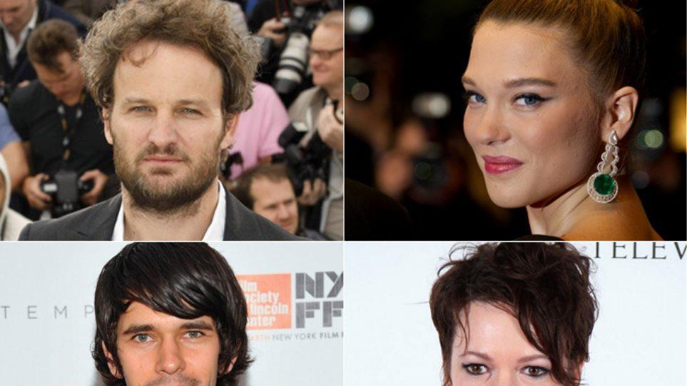 Jason Clarke, Lea Seydoux, Ben Whishaw και Olivia Colman πρωταγωνιστούν στον Αστακό του Γιώργου Λάνθιμου