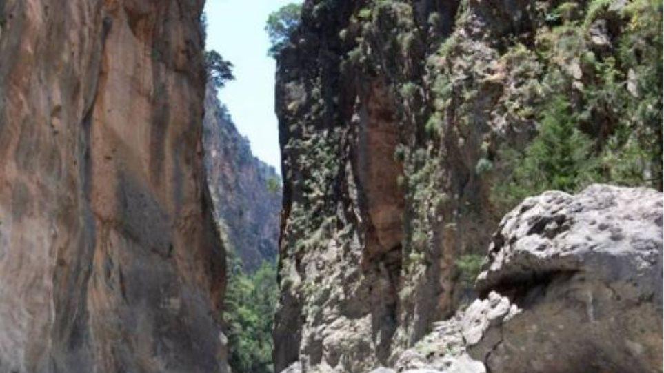 Δασοφύλακας βρέθηκε νεκρός στο Φαράγγι της Σαμαριάς