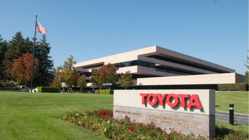 HΠΑ: «Ένοχη» η Toyota για το θάνατο και τον τραυματισμό δύο οδηγών
