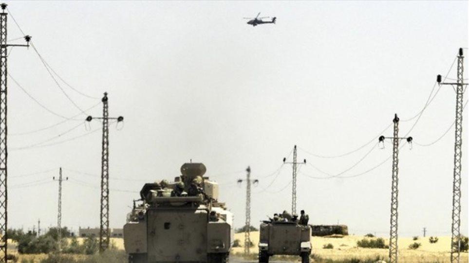 Αίγυπτος: Απετράπη επίθεση με παγιδευμένο όχημα στο Σινά