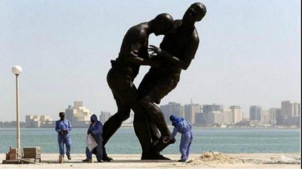 To Κατάρ... ξήλωσε τον Ζιντάν!