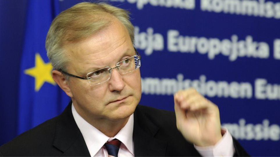 Rehn: We agreed that Greece will be under constant supervision