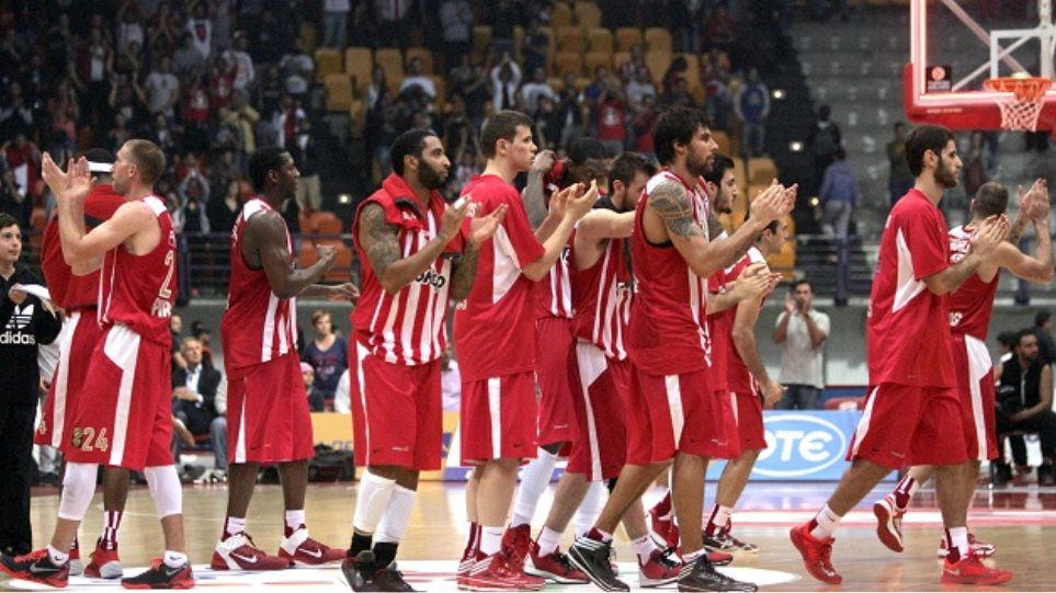 Ευρωλίγκα: Στο μπάσκετ πρωταθλητής Ευρώπης είναι ο Ολυμπιακός