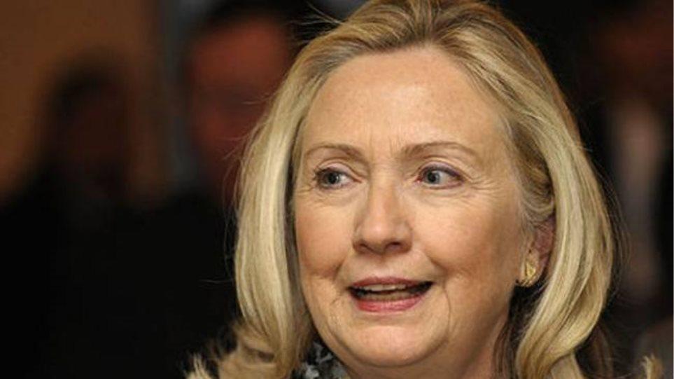 Μισό εκατ. δολάρια για δύο ομιλίες στην Goldman Sachs έλαβε η Χίλαρι Κλίντον