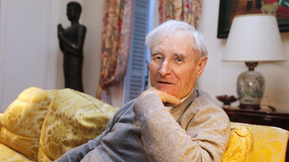 Απεβίωσε ο συγγραφέας Ζεράρ ντε Βιλιέ