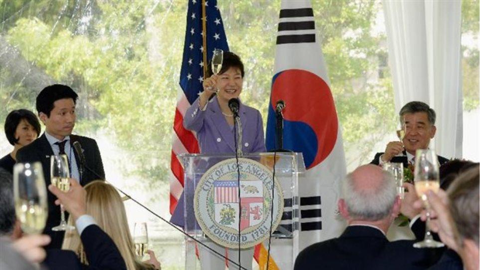Νότια Κορέα: Αύξηση εξαγωγών προς ΗΠΑ και Ε.Ε.