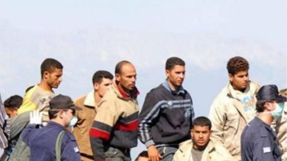 Χίος: Σύλληψη 33 παράνομων μεταναστών