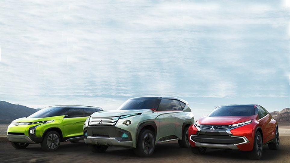 Το μέλλον της Mitsubishi στα SUV!