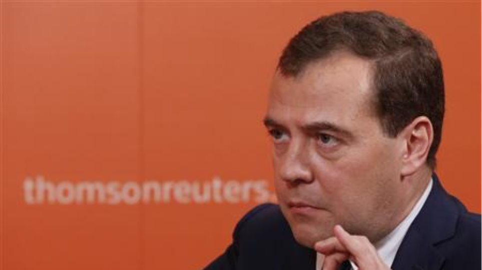 Μεντβέντεφ προς Ουκρανία: Εάν θέλετε συνεργασία με ΕΕ, μην τρέχετε σε εμάς για δάνεια