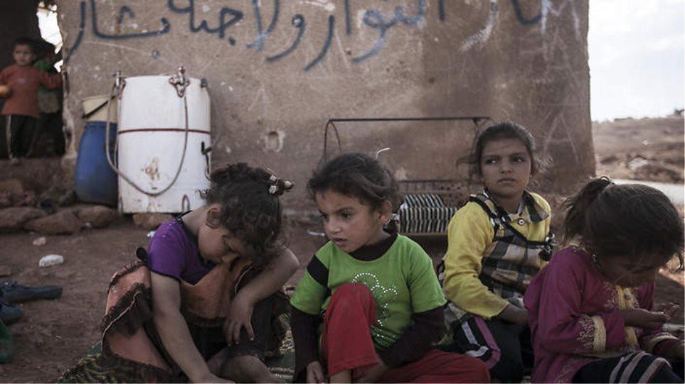 ΟΗΕ: Έλεγχος για κρούσματα υποσιτισμού παιδιών στη Συρία