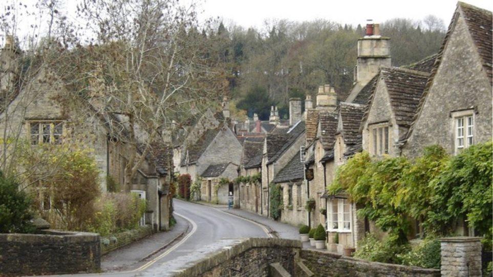 Τα 10 πιο όμορφα χωριά της Ευρώπης