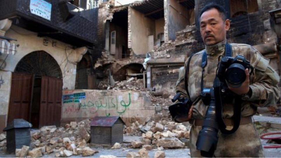 Θα κάνατε διακοπές στη Συρία ή την Καμπούλ;