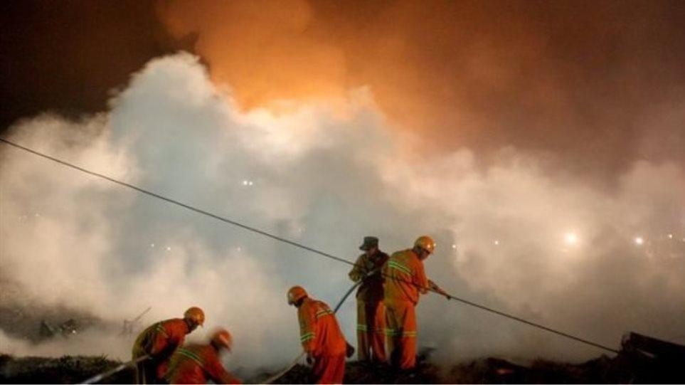 Κίνα: Τουλάχιστον 11 νεκροί από έκρηξη σε εργοστάσιο