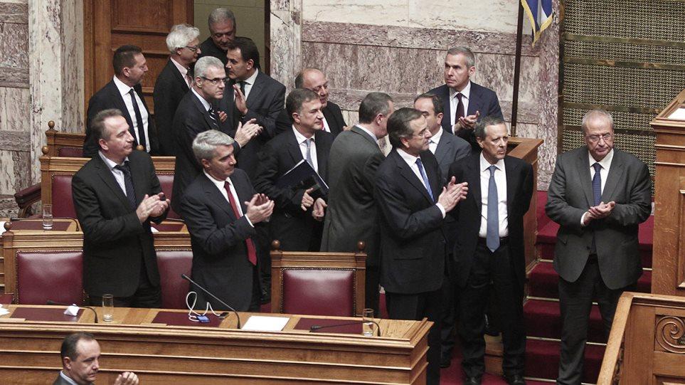 Καταψηφίστηκε η πρόταση μομφής του ΣΥΡΙΖΑ