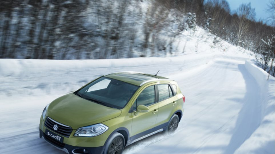 Η οδήγηση στο χιόνι, στον πάγο ή σε μεικτές συνθήκες έχει τα δικά της μυστικά...