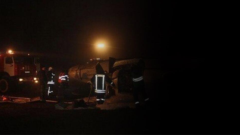 Ρωσία: Νεκροί και οι 50 επιβαίνοντες σε αεροπορικό δυστύχημα στο Καζάν