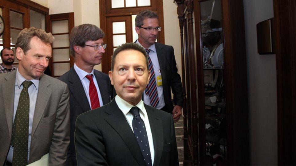 Σύσκεψη Στουρνάρα-Τρόικας για μέτρα 1,3 δισ. ευρώ το 2014