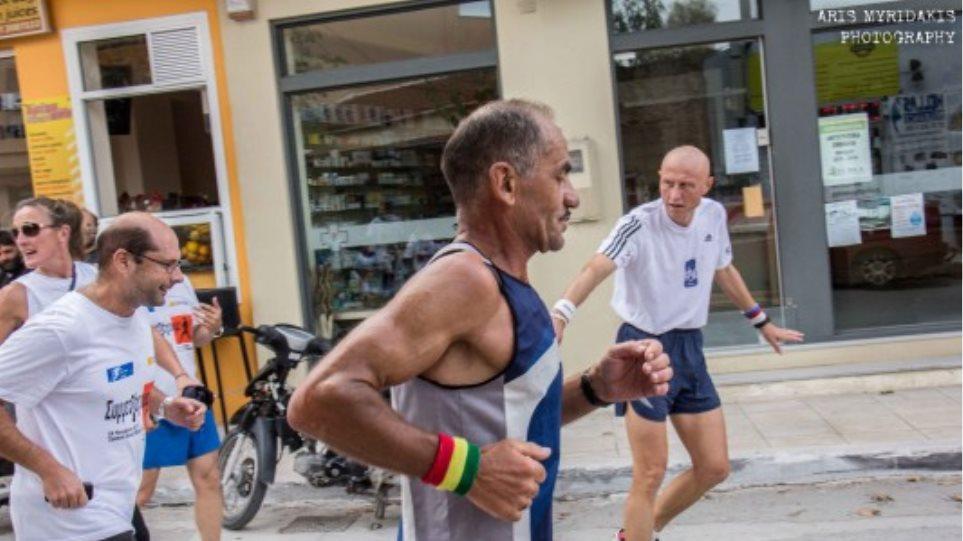 Κρήτη: Υπερμαραθώνιος από τα Σφακιά έως τα Χανιά για φιλανθρωπικό σκοπό