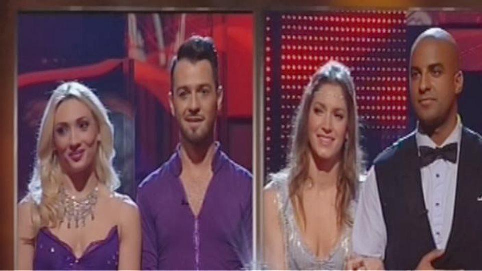 Ποιος αποχώρησε από το Dancing With The Stars;