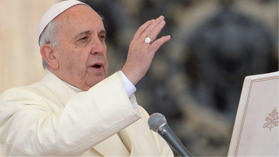 Πάπας Φραγκίσκος: Δώρο Θεού το ίντερνετ