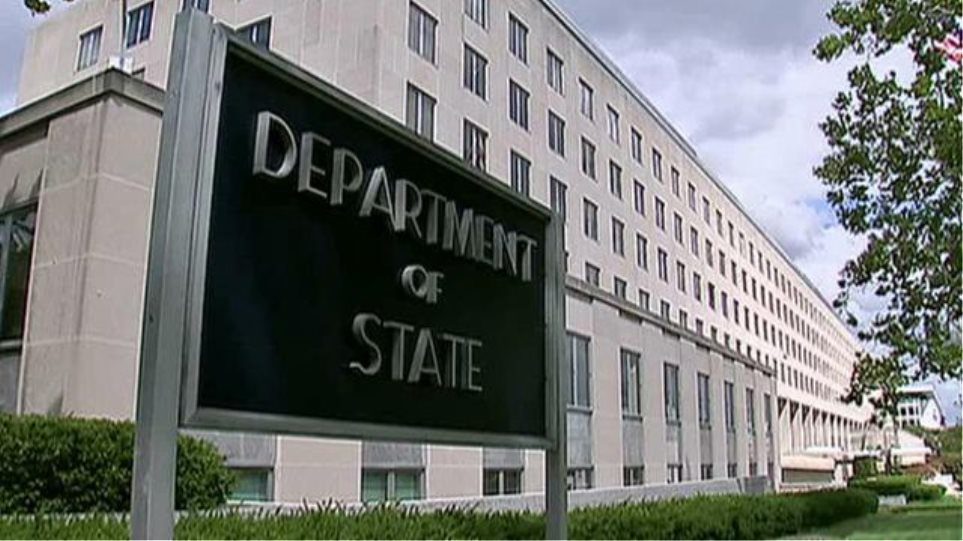 State Department: Είμαστε εδώ αν η Ελλάδα χρειαστεί βοήθεια για τον Ξηρό