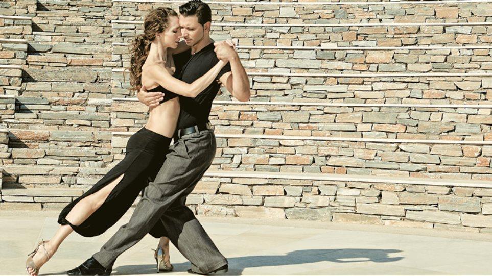 Δύο Ελληνες χορεύουν το καλύτερο τάνγκο στην Ευρώπη