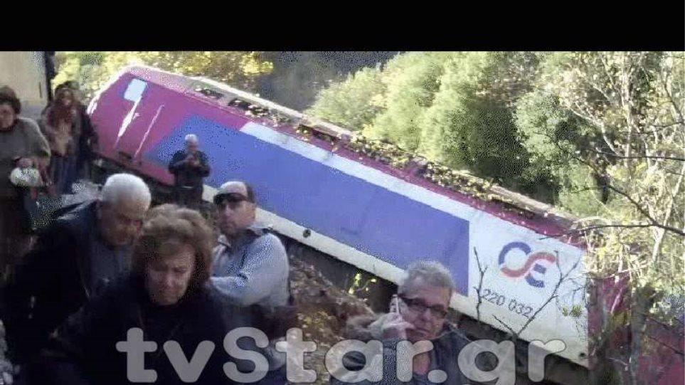 Σύγκρουση τρένου με αγελάδα στη Φθιώτιδα-Διεκόπη η σιδηροδρομική συγκοινωνία