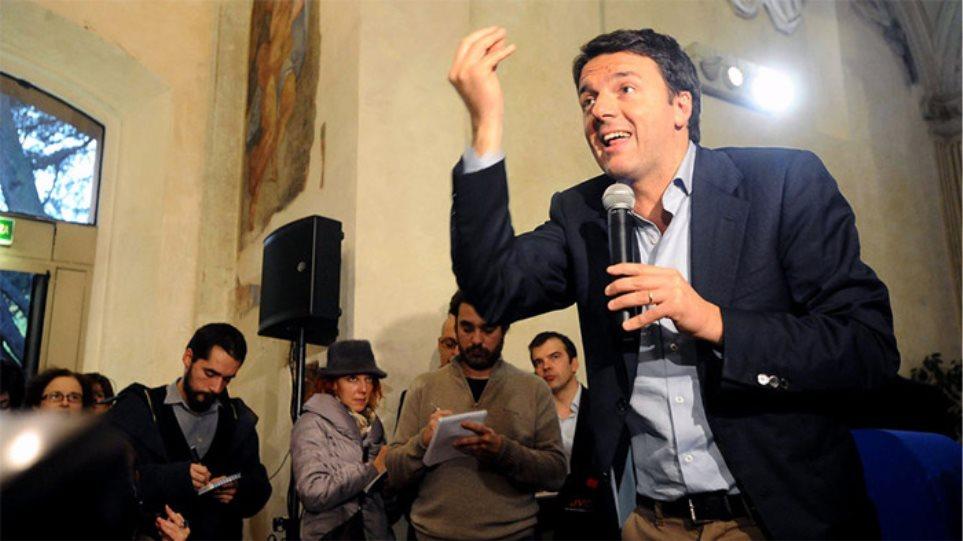 Ιταλία: Ναι σε κυβέρνηση Ρέντζι λέει ο Αλφάνο