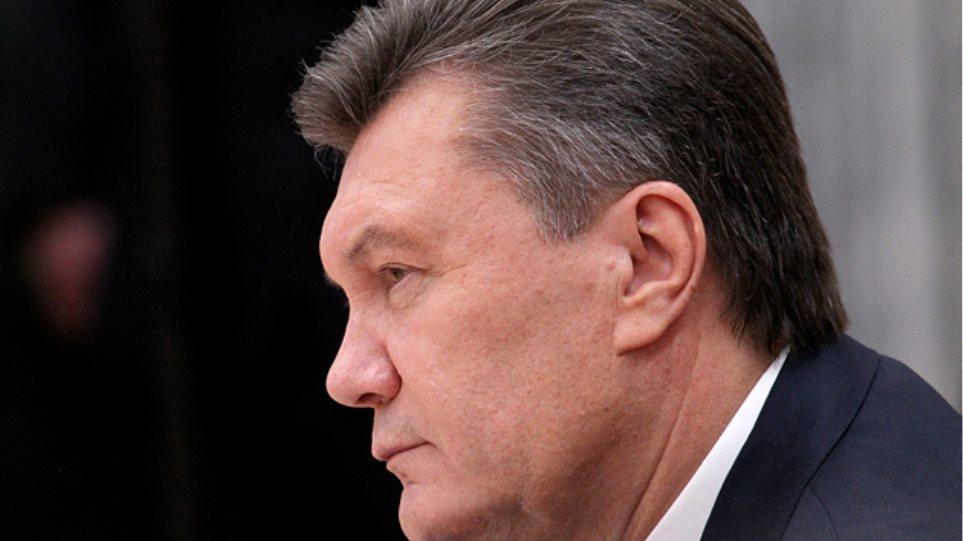 Σε εξέλιξη η συνάντηση Γιανουκόβιτς με τους ΥΠΕΞ Γερμανίας, Γαλλίας, Πολωνίας