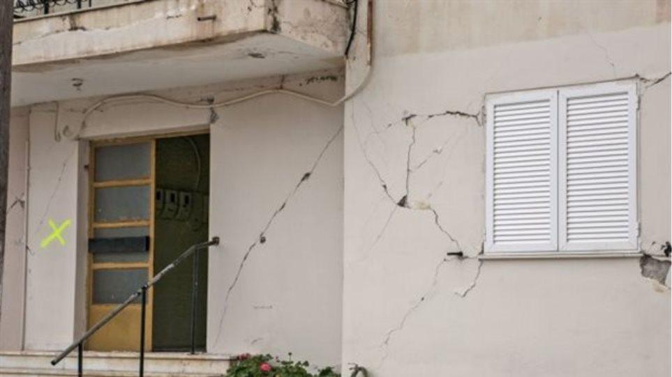 Κεφαλονιά: Προσωρινά ακατάλληλα ένα στα δύο κτίρια που ελέγχθηκαν